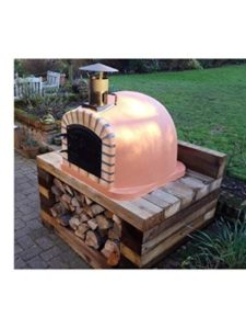 IMPEXFIRE door  outdoor pizza ovens