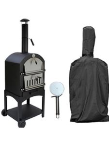 Rocwood door  outdoor pizza ovens