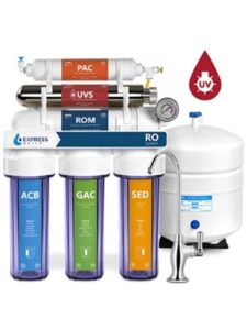 Express Water drinking water  uv sterilizers