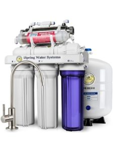 iSpring Water Systems, LLC drinking water  uv sterilizers
