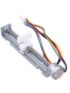 OriGlam driving stepper  motor without controllers
