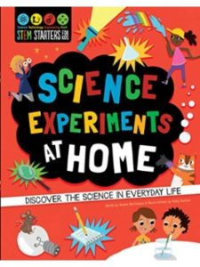 Susan Martineau easy home  science experiments