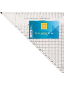 EZ Quilting angle ruler