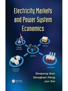 Deqiang Gan    electricity market books