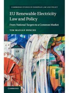 Tim Maxian Rusche    electricity market books