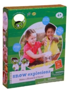 Be Amazing    explosion science experiments