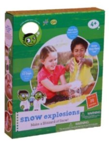 explosion science experiments