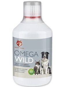 Healthy Hounds    fish oil without foods