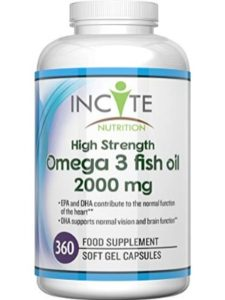 Incite Nutrition    fish oil without foods