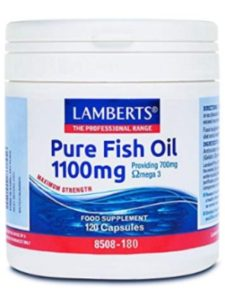 Lamberts    fish oil without foods