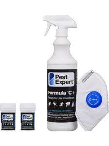 Pest Expert flea bomb  pest experts