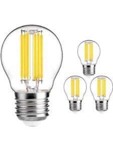 Hzsane fluorescent flicker  bulbs