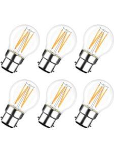 LVWIT fluorescent flicker  bulbs