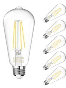 Uchrolls fluorescent flicker  bulbs