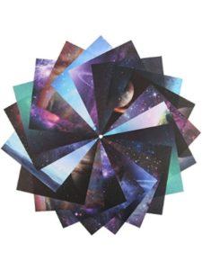 Jowneel    folding paper squares