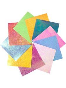 Vidillo    folding paper squares