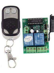 Pixnor gate garage opener transmitter  universal remote controls