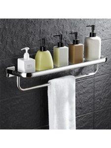 TRRE UK    glass shelf towel racks