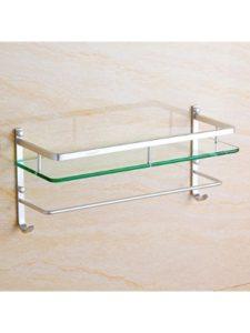 XuanChenjiagongchang    glass shelf towel racks