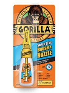 Gorilla Glue    gorilla super glue gel 15gs