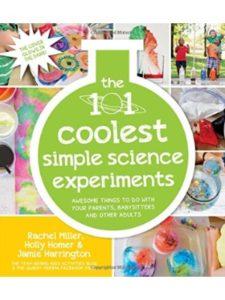 Holly Homer grade 4  science experiments