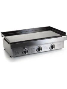 Tristar grill gas bbq  cast irons