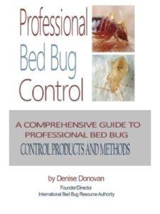 IBBRA guide  bed bugs