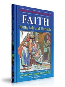 Anne de Graaf hannah samuel  bible stories