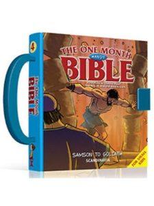 L. M. Alex hannah samuel  bible stories