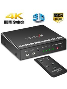 USBNOVEL ElectronicsDirect hdmi switch  power supplies