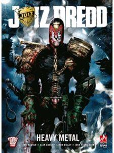 MYTHOS heavy metal dredd