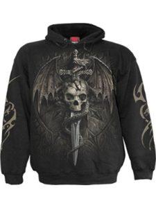 Spiral    heavy metal fashions