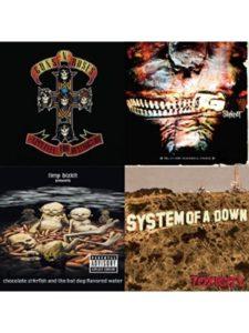 Amazon's Music Experts heavy metal machine