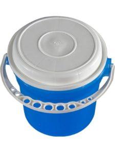 Teaching Art Branding holder  mixing buckets
