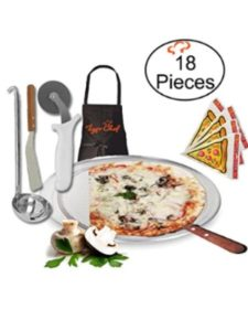 Tiger Chef homemade  pizza oven kit