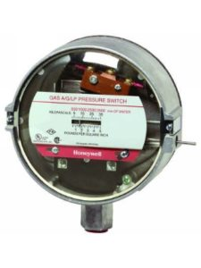 Honeywell, Inc. hvac  limit switches