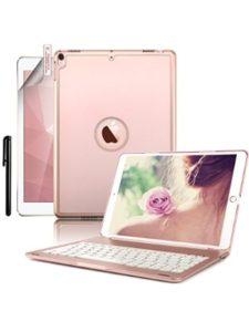 Boriyuan ipad keyboard  hard cases