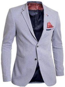 D&R Fashion jacket  herringbone patterns