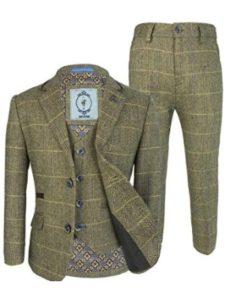 SIRRI jacket  herringbone patterns
