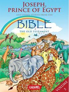 Joël Muller jacob rachel  bible stories