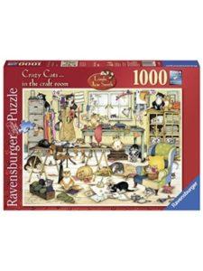 Ravensburger jigsaw craft