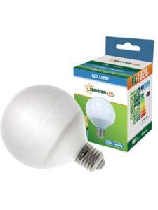 SPECTRUM LED kelvin scale  light bulbs