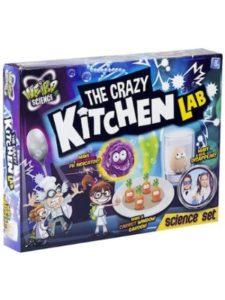 Grafix    kitchen science experiments
