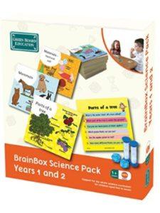Brainbox ks1  science experiments