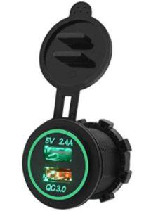 CricTeQleap laser circuit  light detectors