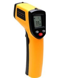 iTimo laser circuit  light detectors