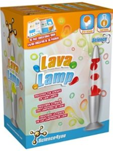 Science4you lava lamp  science experiments