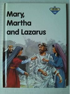 Penny Frank lazarus  bible stories