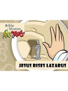 lazarus  bible stories