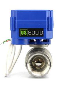 U.S. Solid limit switch  solenoid valves